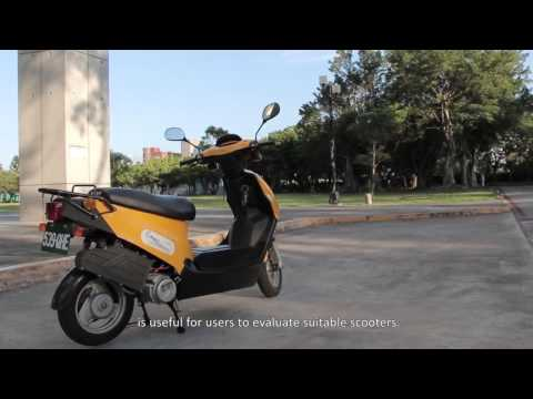 iMoto: SWAP e-motorcycle APP Time Sharing Solution