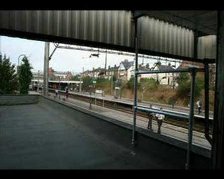 Witham Station Timelapse