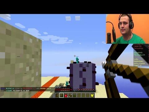 ZUTI SNEG ! ! ! Minecraft Mini-Igre ep.47 [Srpski Gameplay] ☆ SerbianGamesBL ☆