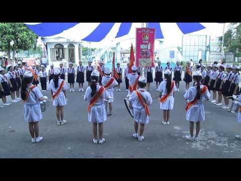 Trường Tiểu học Trương Định - Hội thi nghi thức đội cấp Quận 2013 - 2014