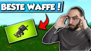 BEST NEW WAFFE IN FORTNITE TESTED!! 😱 (NEW MP) - GIFT from FORTNITE!!