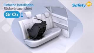 Safety 1st PrimeoFix -- drehbarer Isofix-Kindersitz