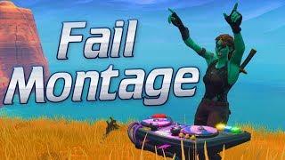 Fortnite Fail Montage.. Season 1 - Season 6