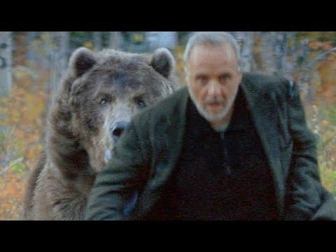 거대한 식인곰이 쫓아와도