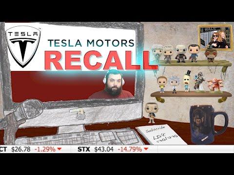 TESLA CAR RECALL ~Investor XP~