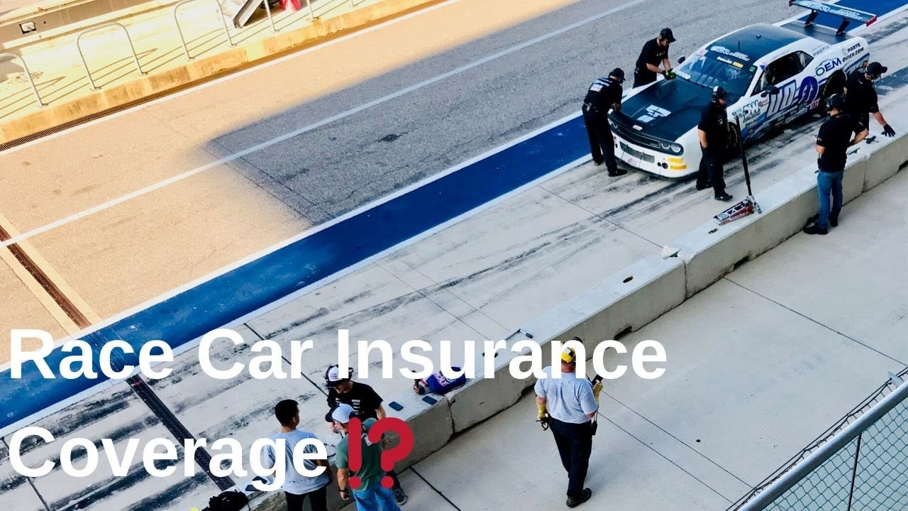 Race Car Insurance Coverage   Heacock Classic - YouTube