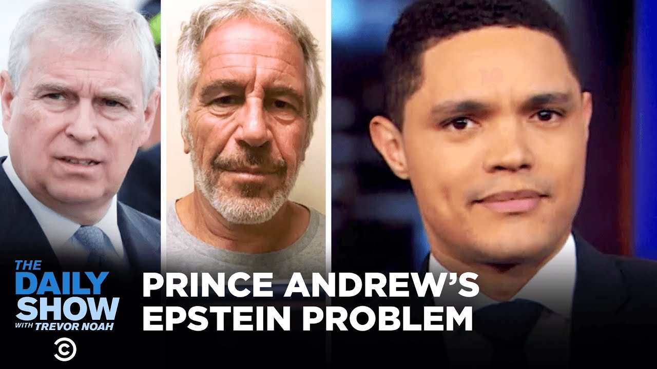 Prince Andrew's Jeffrey Epstein Problem | The Daily Show