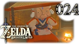 The Legend of Zelda: Breath of the Wild #24 💎Let