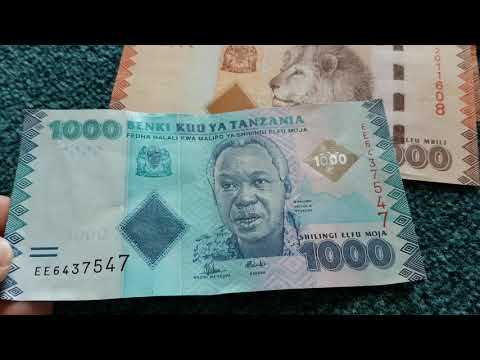 #Currency special part 103: Tanzania Shiling