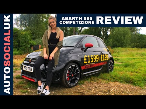 2019 abarth 595 competizione review - I finally understand the hype!