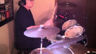Fleetwood Mac, Gold Dust Woman, Drum Cover By Dennis Landstedt