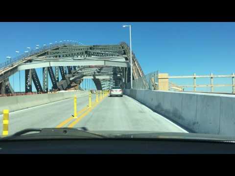New Bayonne Bridge Roadway - Opening Day