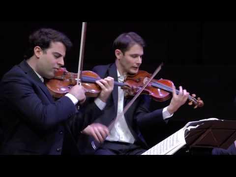 Mendelssohn - Quartet op. 13 n°2 - Presto