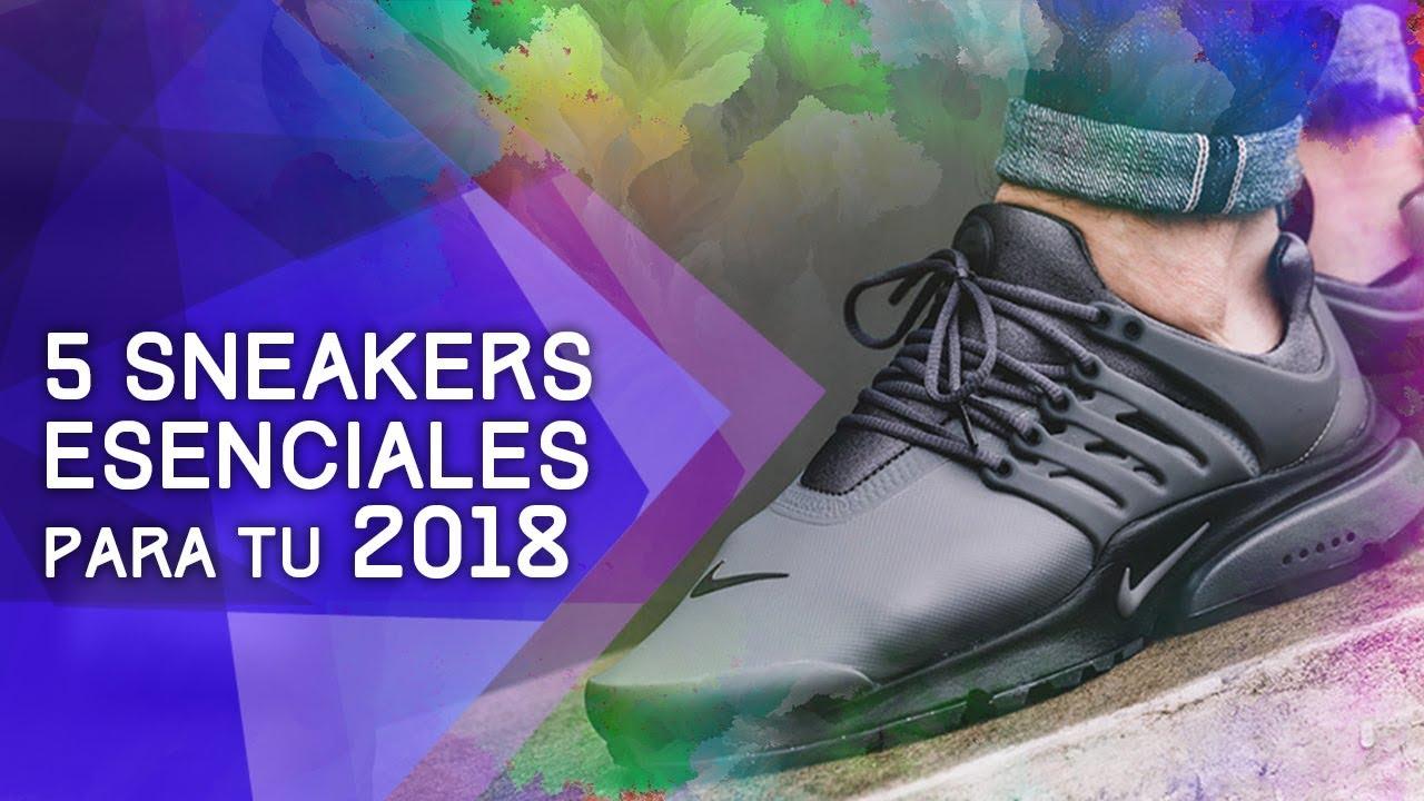 venta barata ee. lujo tan baratas 5 Sneakers/Tenis para hombre 2018 | Moda Masculina