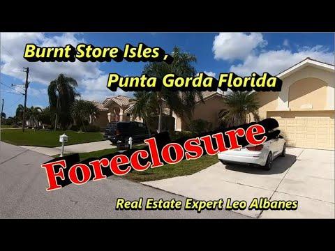 Foreclosure Punta Gorda Florida Real Estate Waterfront Homes For Sale