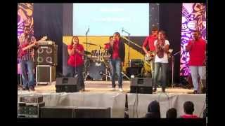 Day 4 Christ is enough SYNC 2015 - Music Dept India YFC