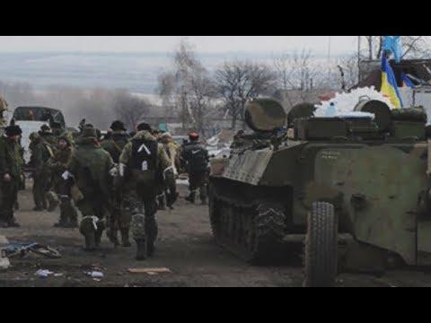 Бої за Логвинове-2015: