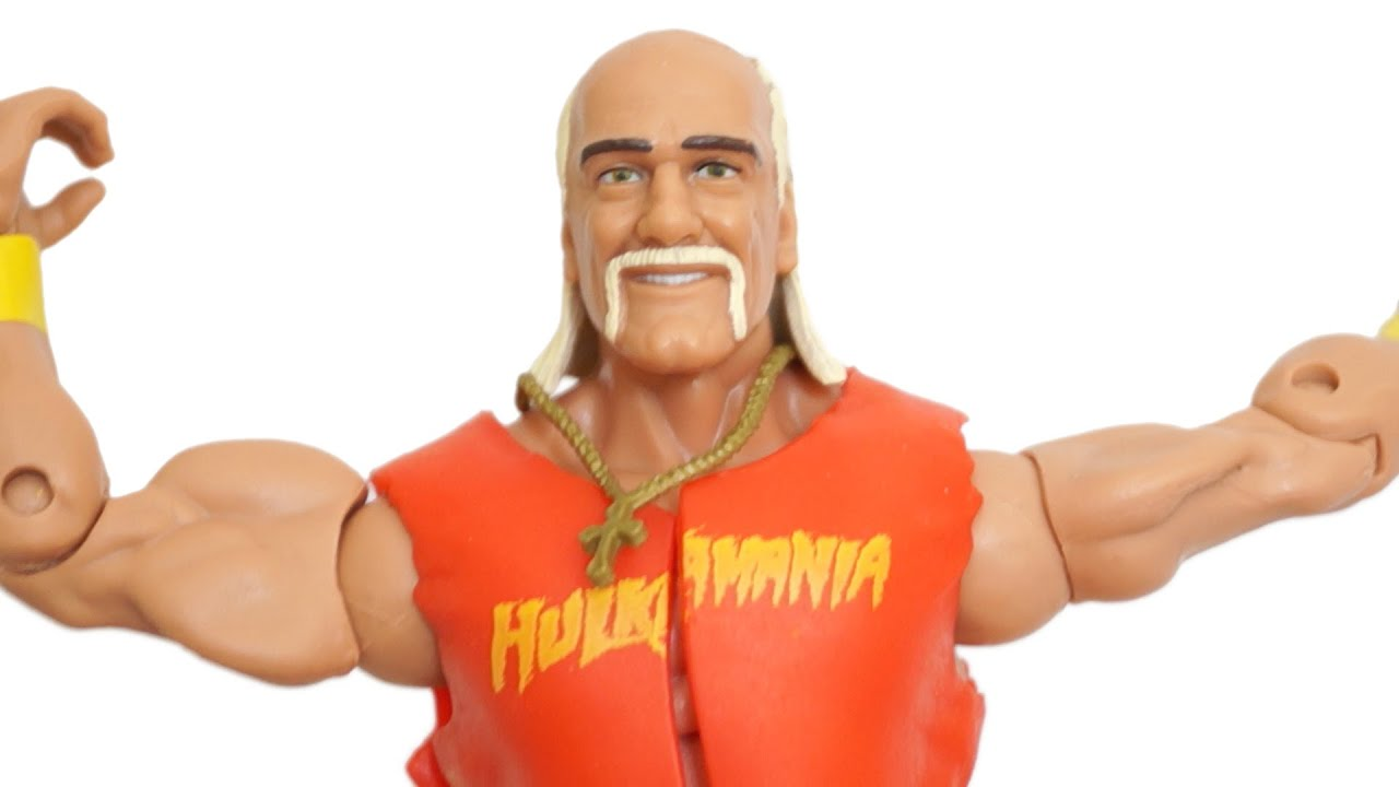 hulk hogan elite action figure