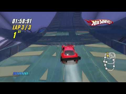 [Xbox 360] Hot Wheels: Beat That! - Inferno: Bedroom Tournament - Super Tsunami