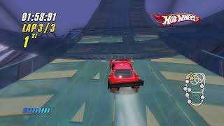 [Xbox 360] Hot Wheels: Beat That! - Inferno: Bedroom Tournament - Super Tsunami