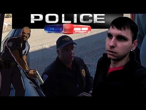 Про Полицию Америки   Ленивые Американцы