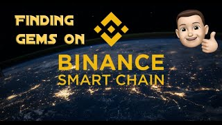 Finding Projects On Binance Smart Chain