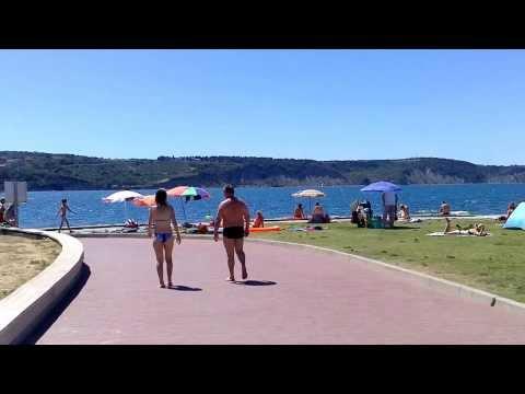 Izola najlepša plaža na slovenačkom primorju