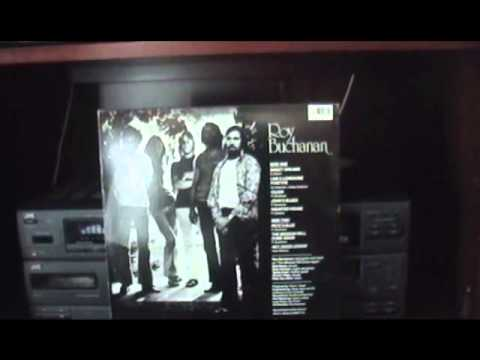 ROY BUCHANAN - SECOND ALBUM (FULL ALBUM) - YouTube