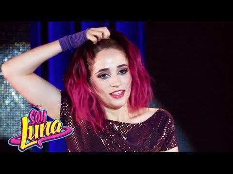 """Soy Luna - Nina revela que ella es """"Felicity For Now"""" (Capitulo 75)"""