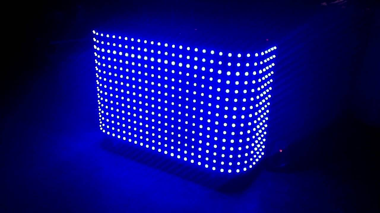 Led Dj Booth Youtube