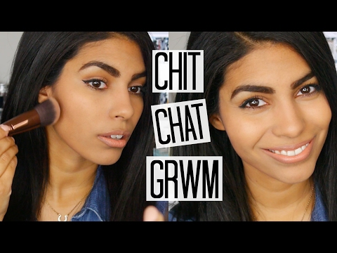 CHATTY GRWM: It's OK To Be Sad, New Makeup Reviews, & Living on $1 a Day?