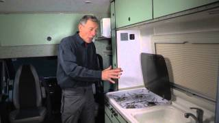 Practical Caravan's expert advice on gas hob maintenance