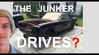 1965 Mustang Coupe 331ci Project Update (First Drive!)