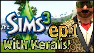 The Sims 3 - Episode 1 : Let´s Build That House!
