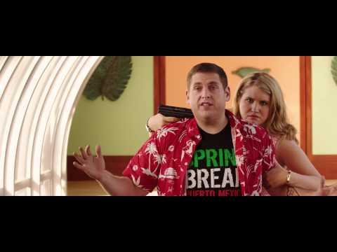 22 Jump Street  Take the shot! Scene Hilarious