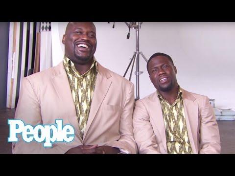 Kevin Hart & Shaq Revisit Twins | People