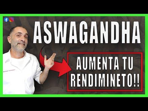 Propiedades de la Ashwagandha. Aumenta tu Rendimiento Físico.