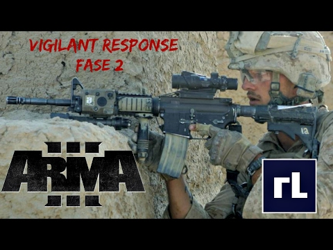 ArmA 3 : Vigilant Response - Fase 2 - Direct Actions Team - USMC Force Reconnaissance