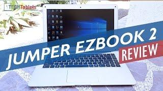 Jumper EZBook 2 Review - A Cheap 4GB 1080p Windows 10 Laptop