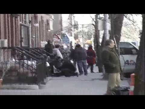 Murder in Carroll Gardens, Brooklyn