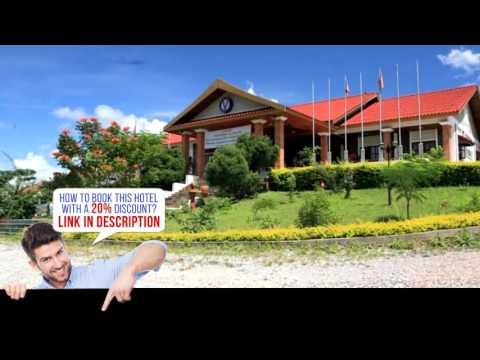 Vansana Plain Of Jars Hotel, Xieng Khouang, Laos, HD Review