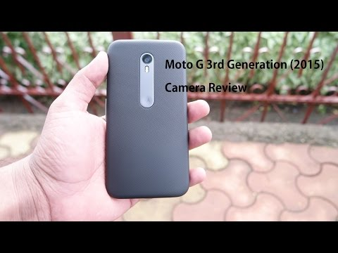 Moto G 3rd Generation (2015) Camera Review | AllAboutTechnologies