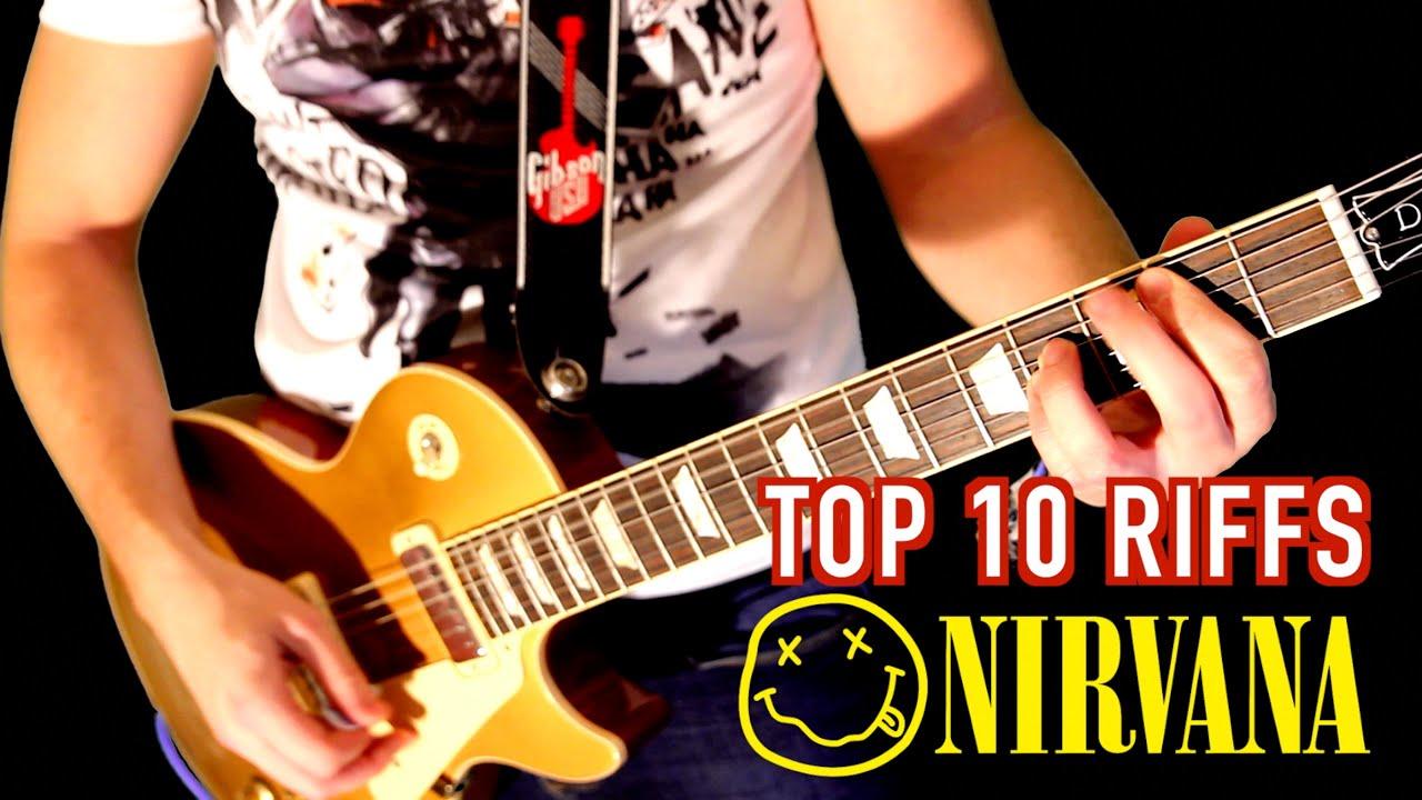 Nirvana Top 10