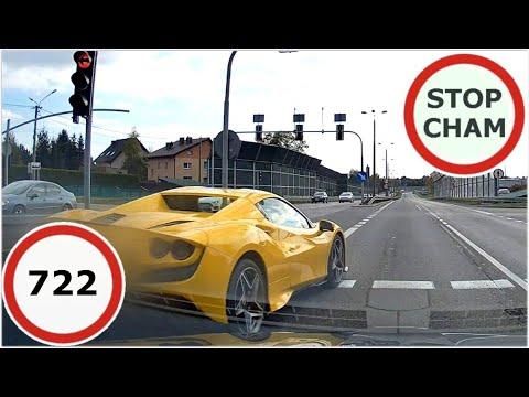 Download Stop Cham #722 - Niebezpieczne i chamskie sytuacje na drogach