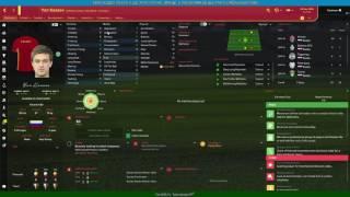 Maddyson: Football Manager 17⁄01⁄2017 (Запись)