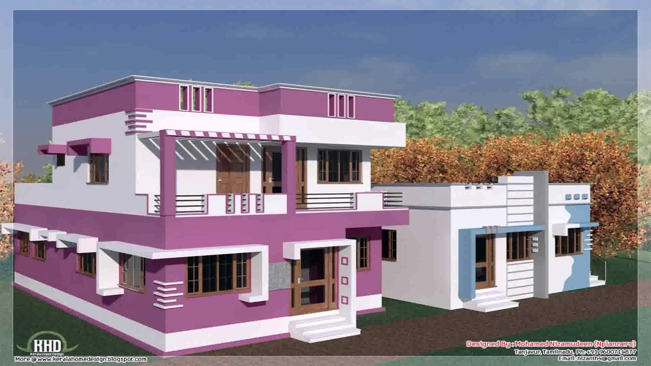 Village House Design In Nepal (see description) - YouTube