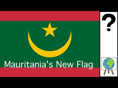 Why Did Mauritania Change its Flag?