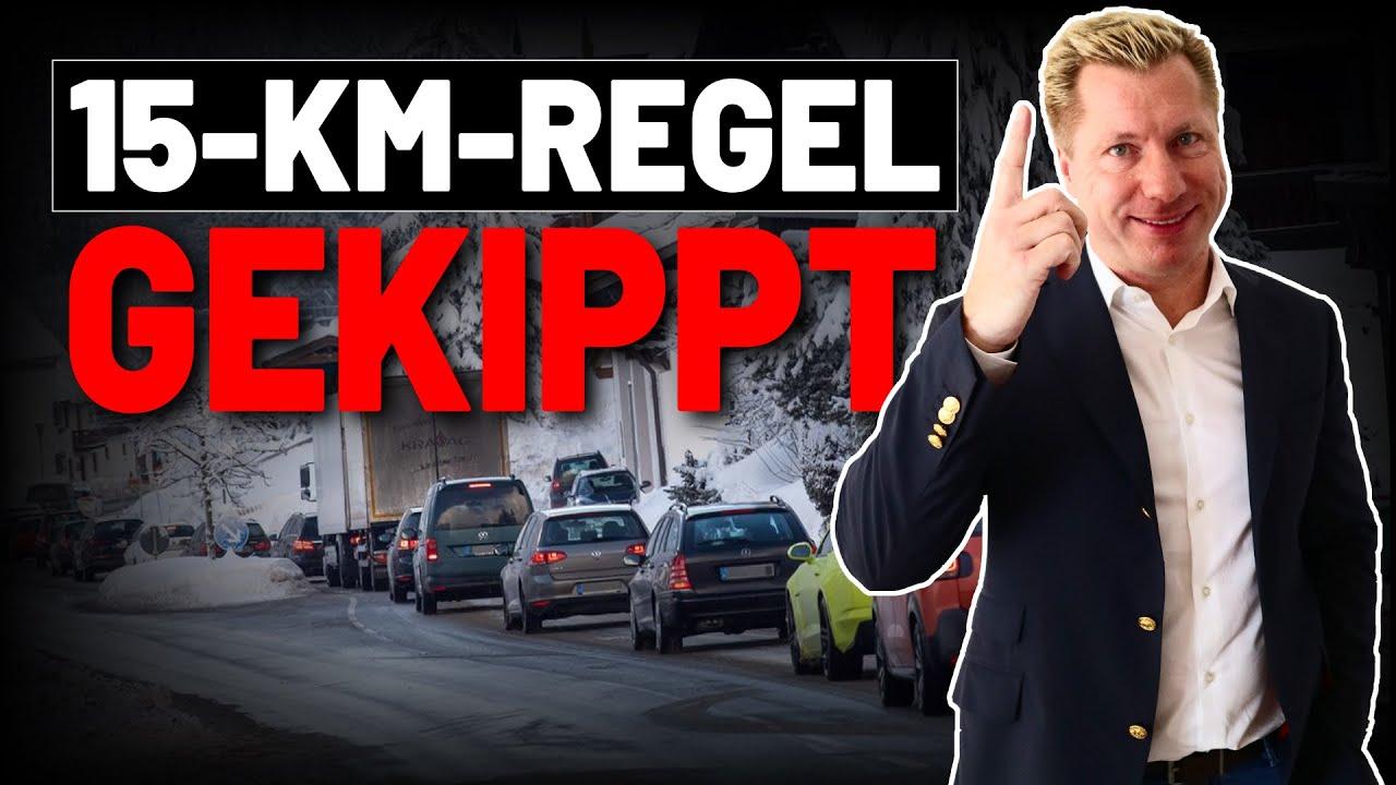 Eilantrag: Gericht kippt 15-KM-REGEL!