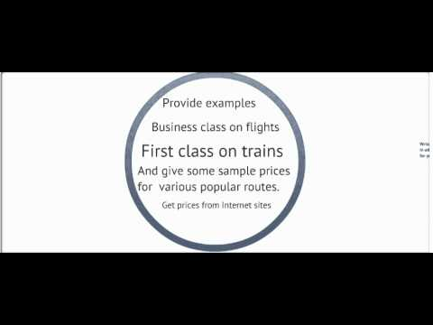 Help for assignment 1 of Unit 19 - Passenger Transport for Travel & Tourism