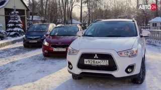 видео Бюджетные семиместные автомобили